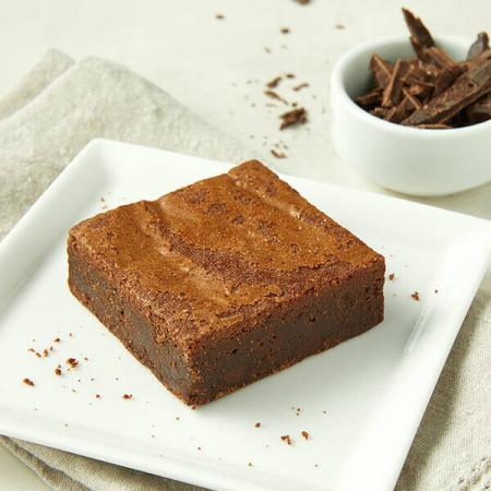 Add Fudge Brownie for $1.99
